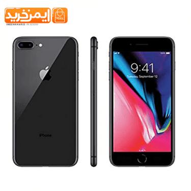 گوشی اپل آیفون 8 پلاس دست دوم و کارکرده – apple iphone 8 plus