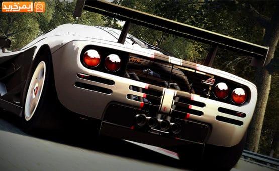 بازی هیجان انگیز ماشین سواری GRID Autosport برای آیفون