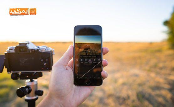 نرم افزار Polarr Photo Editor برای آیفون