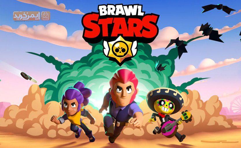 بازی آنلاین Brawl Stars آیفون