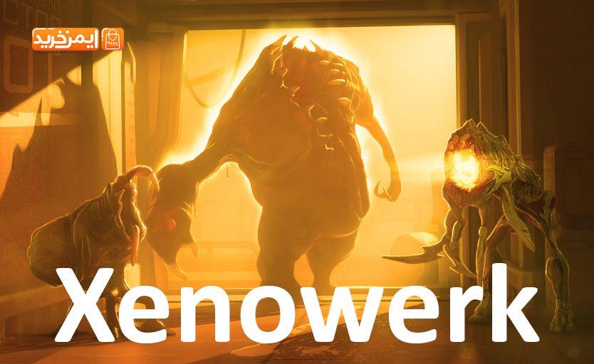 بازی اکشن Xenowerk برای آیفون