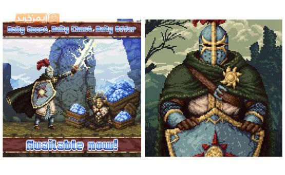 بازی ماجراجویی Battle Souls برای iPhone