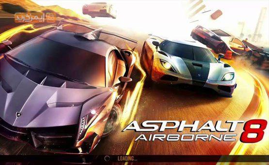 بازی Asphalt 8 Airborne
