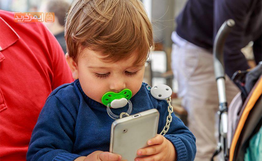 برنامه های مخصوص کودک در آیفون