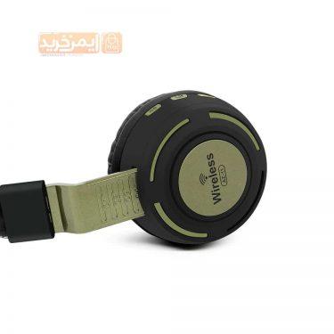 هدفون بی سیم Wireless مدل AZ-11