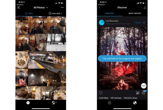 اپلیکیشن های ادیت عکس و فیلم برای آیفون