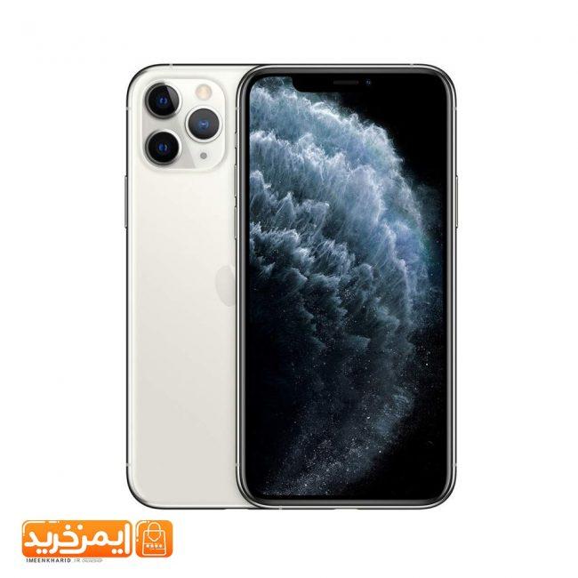 iphone 11 پرو 64 گیگابایت سیلور