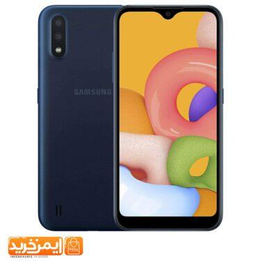 گوشی SAMSUNG A01
