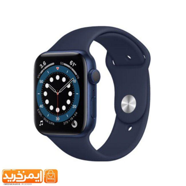 ساعت هوشمند اپل واچ سری 6 سایز 40