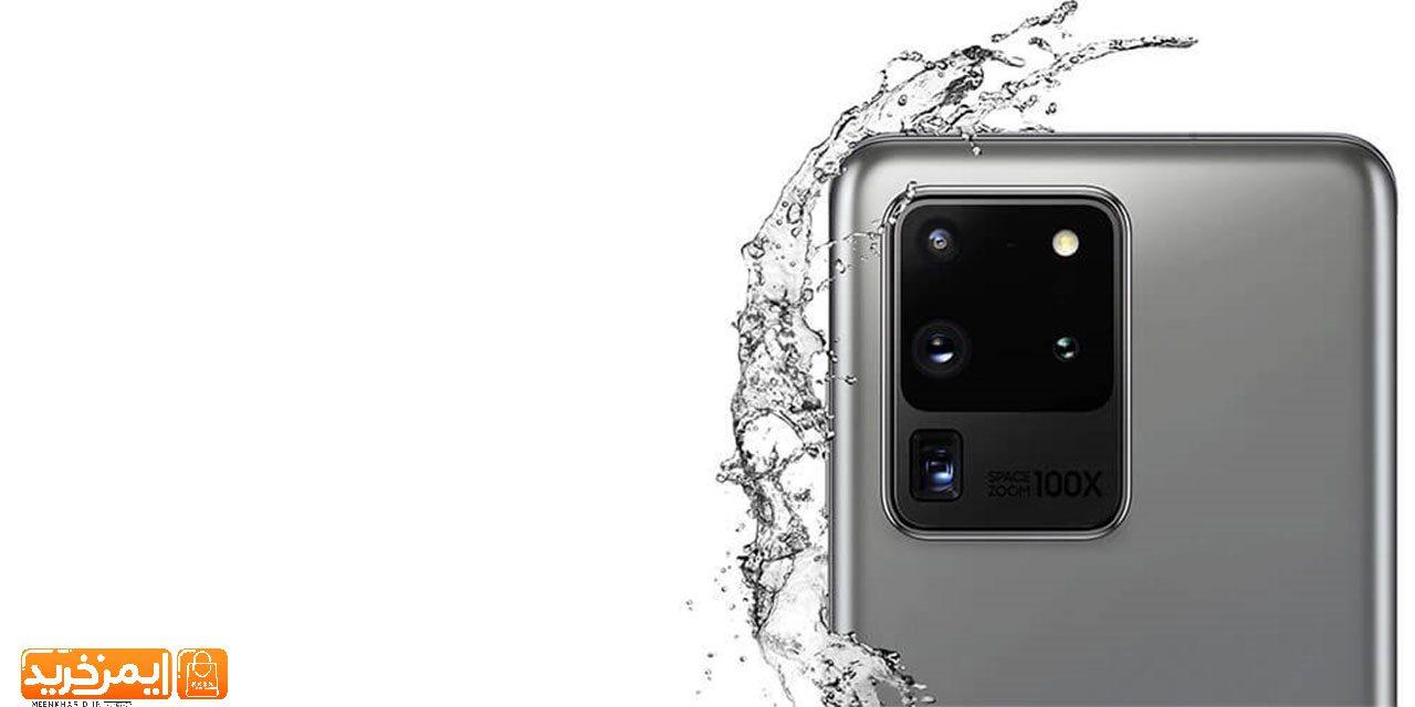 گوشی موبایل سامسونگ Galaxy S20 Ultra