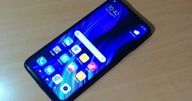 گوشی موبایل شیائومی مدل Note 9 Pro حافظه 128 گیگابایت