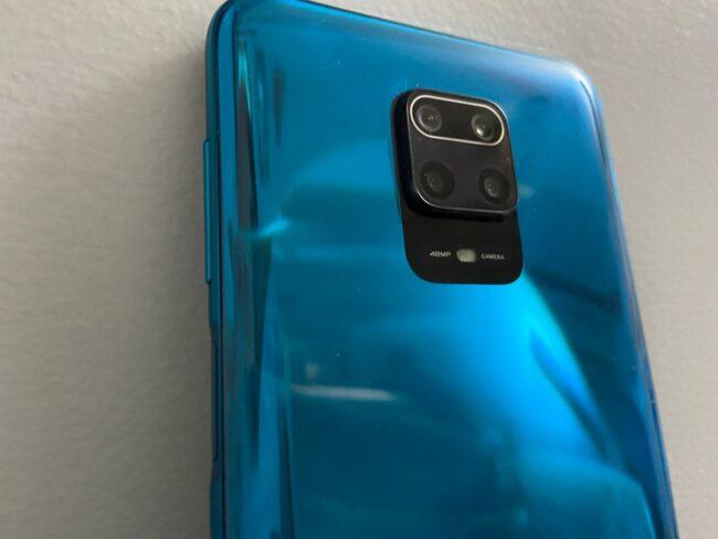 گوشی موبایل شیائومی مدل  Note 9 Pro