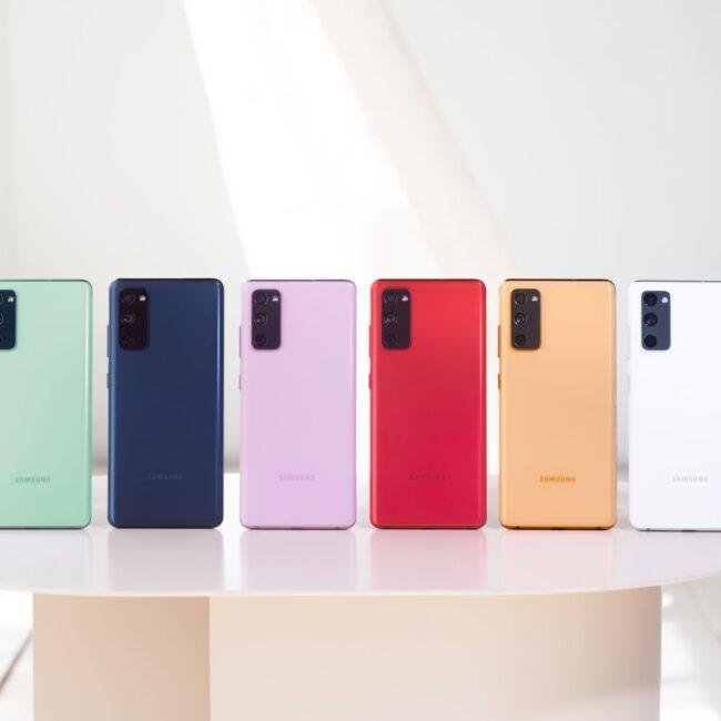 سامسونگ مدل Galaxy S20