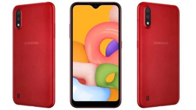 گوشی موبایل سامسونگ مدل  Galaxy M11