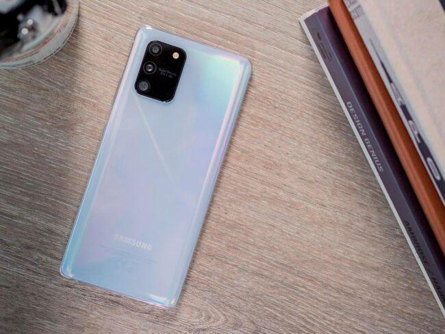 گوشی سامسونگ گلکسی اس 10 لایت ( Samsung Galaxy S10 Lite )