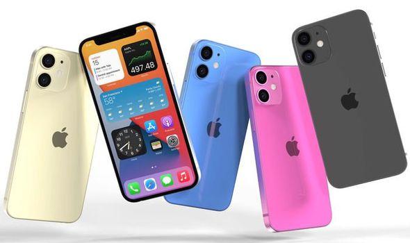 گوشی آیفون 12 ( iphone 12) با حافظه 128 گیگابایت