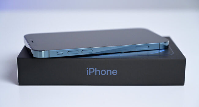 آیفون 12 پرومکس IPHONE 12 PRO MAX با حافظه 128