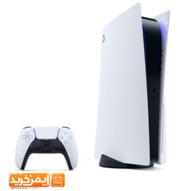 کنسول بازی سونی ps5 استاندارد | کنسول بازی Playstation 5 استاندارد