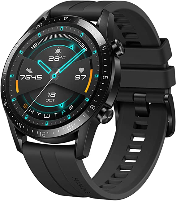 ساعت هوشمند هوآوی سیلیکونی WATCH GT 2 46mm | ساعت هوآوی GT2