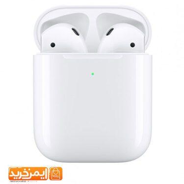 هدفون بی سیم اپل مدل 2 AirPods | ایرپاد 2
