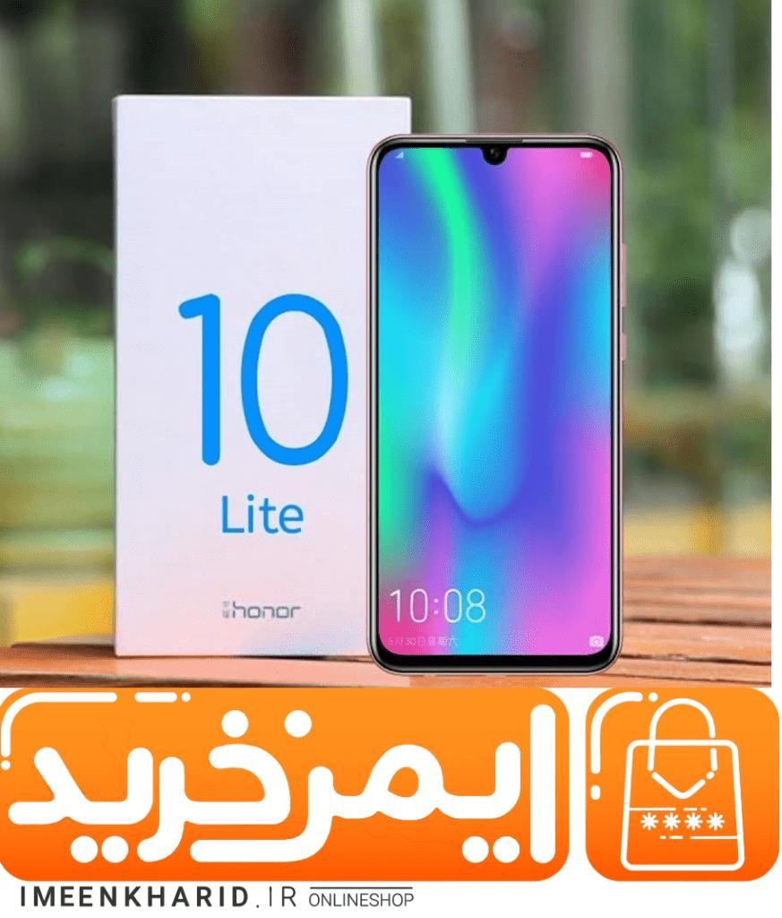 گوشی موبایل آنر مدل 10 Lite