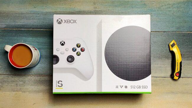 ایکس باکس سری اس | xbox series s