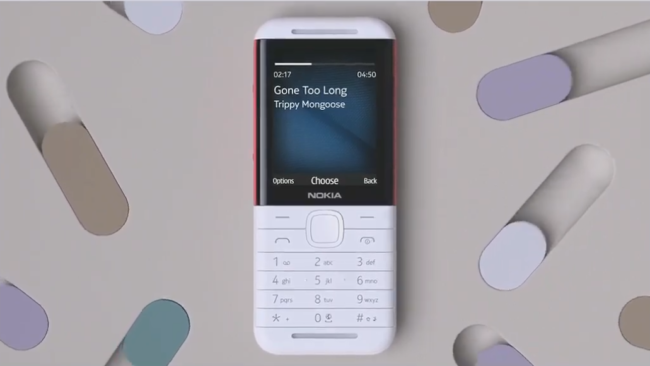 گوشی موبایل نوکیا مدل 5310 دو سیم کارت