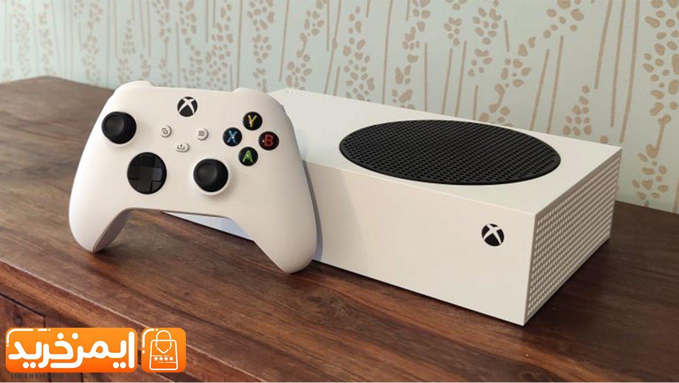 کنسول بازی Xbox series S