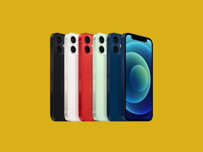 آیفون iPhone 12 mini دو سیم کارت با حافظه 128 گیگابایت