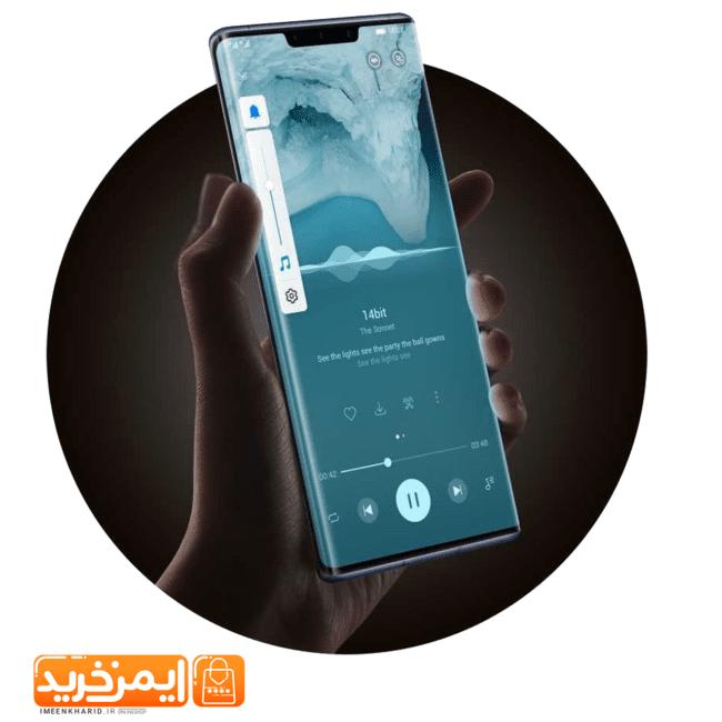 گوشی موبایل هوآوی Mate 30 Pro LIO-L29 دو سیم کارت ظرفیت 256 گیگابایت