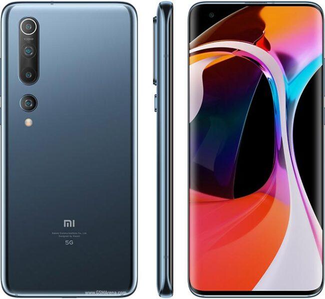 گوشی موبایل شیائومی (Mi 10 (5G حافظه 256 گیگابایت