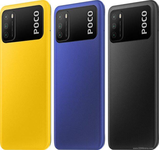گوشی موبایل شیائومی POCO M3 دو سیم کارت حافظه 128 گیگابایت