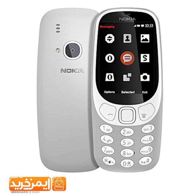 گوشی موبایل نوکیا 3310 2G دو سیم کارت