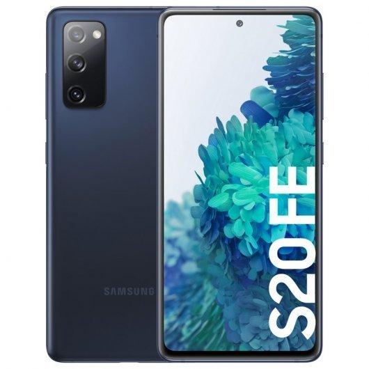 گوشی موبایل سامسونگ مدل Galaxy S20 FE ظرفیت 128 گیگابایت
