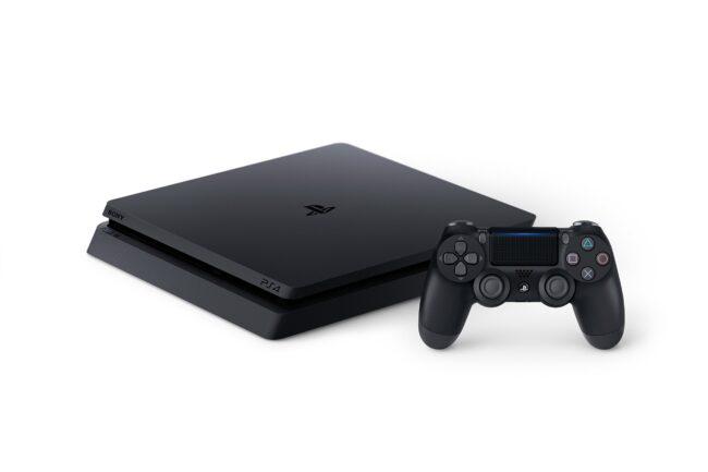 کنسول بازی سونی Playstation 4 Slim ریجن 3 ظرفیت 1 ترابایت