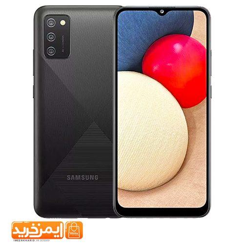 گوشی جدید samsung a02 s