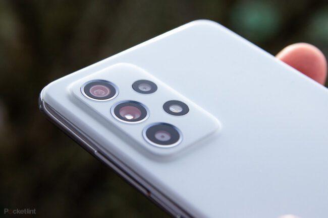 گوشی موبایل سامسونگ A52 دو سیمکارت ظرفیت 128 گیگابایت و رم 8 گیگابایت