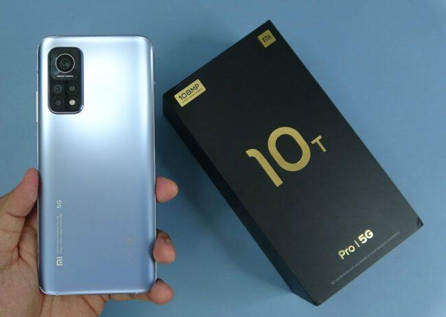 گوشی شیائومی Mi 10T PRO 5G حافظه 128 گیگابایت