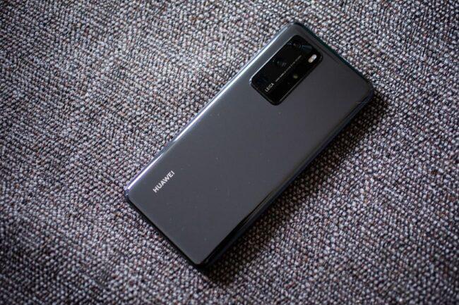 گوشی موبایل هوآوی P40 Pro دو سیم کارت ظرفیت 256 گیگابایت
