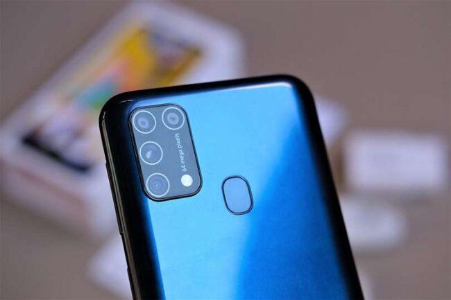 گوشی موبایل سامسونگ Galaxy M31 دو سیم کارت ظرفیت 128 گیگابایت