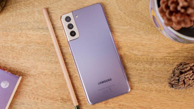 گوشی موبایل سامسونگ Galaxy S21 Plus 5G دو سیم کارت ظرفیت 256 گیگابایت و رم 8 گیگابایت