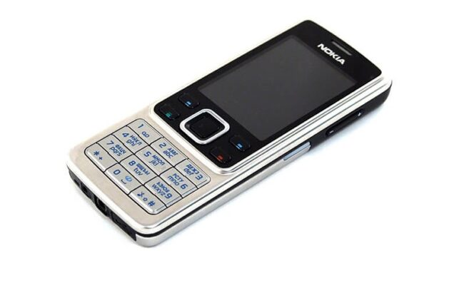 گوشی موبایل نوکیا مدل 6300 - 4G دو سیمکارت ظرفیت 4 گیگابایت و رم 512 مگابایت