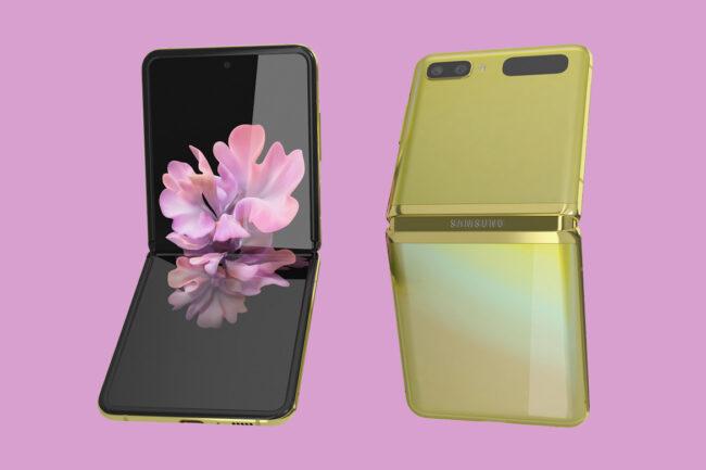 گوشی موبایل سامسونگ Galaxy Z Flip دو سیم کارت ظرفیت 256 گیگابایت