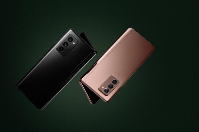 گوشی موبایل سامسونگ Galaxy Z Fold2 تک سیمکارت ظرفیت 256 گیگابایت و رم 12 گیگابایت
