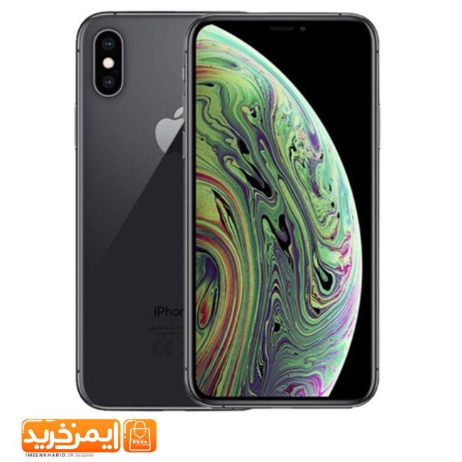 گوشی موبایل اپل iPhone XS Max دو سیم کارت ظرفیت 256 گیگابایت استوک