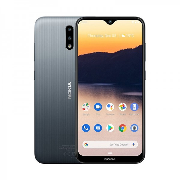 گوشی موبایل نوکیا مدل Nokia C2 TA-1204 DS دو سیم کارت ظرفیت 16 گیگابایت