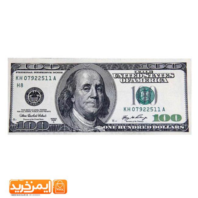 اسپیکر قابل حمل طرح دلار