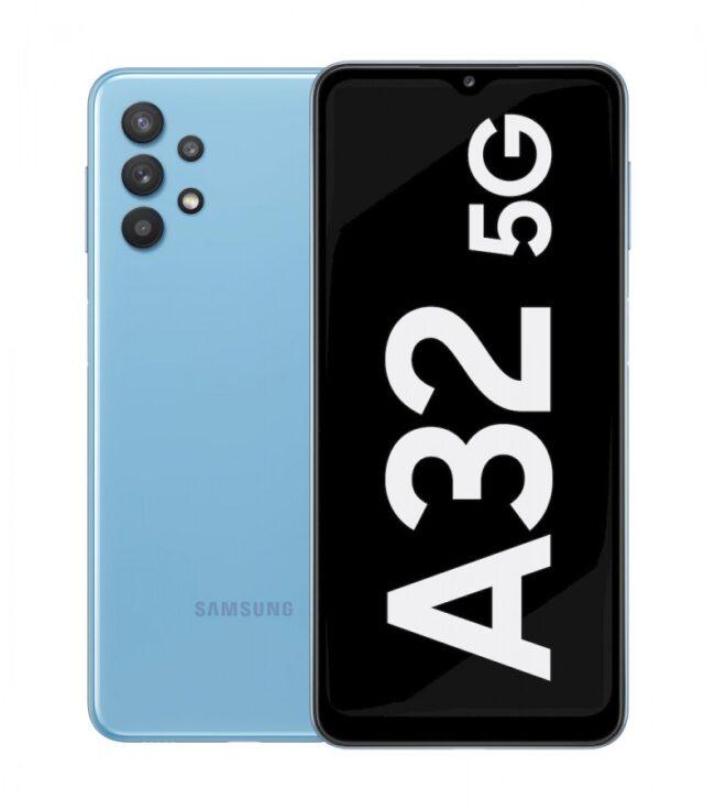 گوشی موبایل سامسونگ Galaxy A32 5G دو سیمکارت ظرفیت 128 گیگابایت و رم 8 گیگابایت