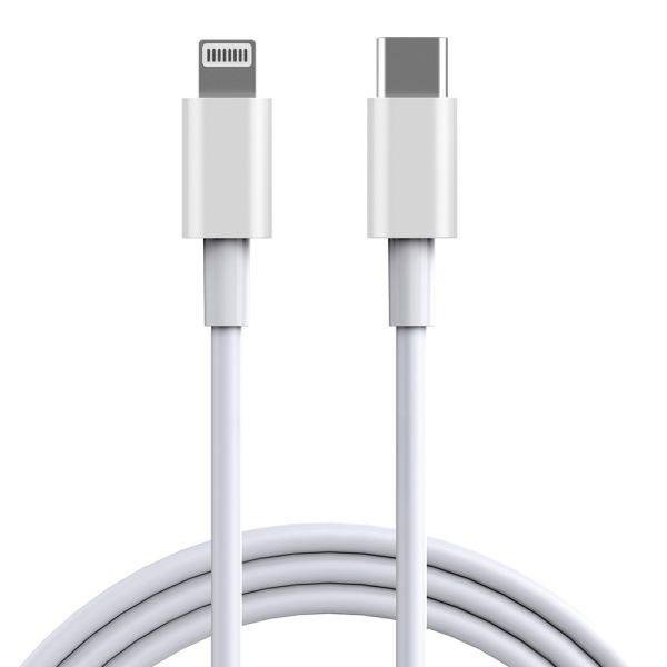کابل تبدیل USB-C به لایتنینگ اپل طول 1 متر
