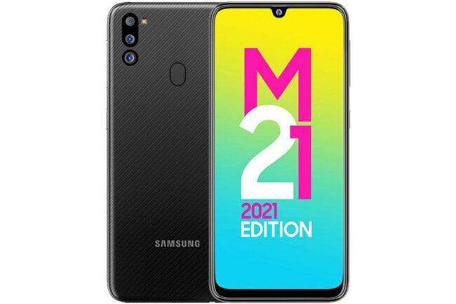 گوشی موبایل سامسونگ مدل Galaxy M21 دو سیم کارت ظرفیت 64 گیگابایت